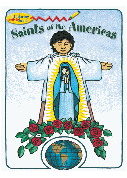 Saints Of The Americas Coloring & Activity Book