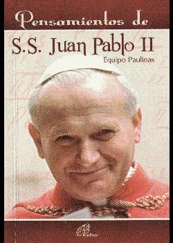 Pensamientos De Su Santidad Juan Pablo Ii