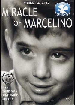 Miracle Of Marcelino 1955 B&W