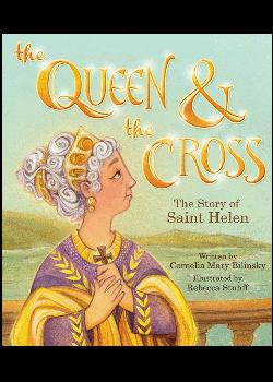 Queen & Cross Story Of St Helen