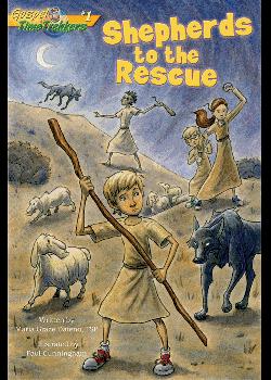 Shepherds to the Rescue V1 (Gospel Time Trekkers)