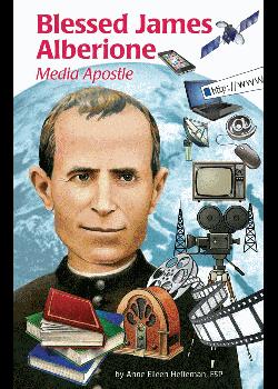 Bl James Alberione Media Apostle (Encounter The Saints Series)