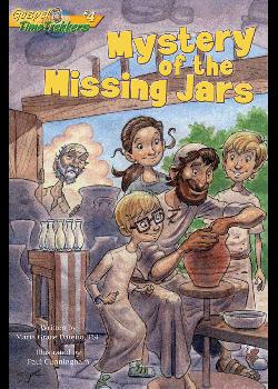Mystery of the Missing Jar V4 (Gospel Time Trekkers)