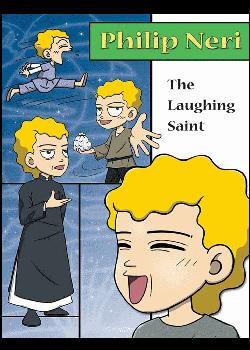 Philip Neri Laughing Saint