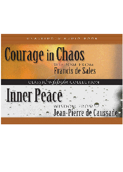 Courage In Chaos/Inner Peace 4V Set (Classic Wisdom Collection)