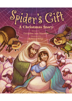 Spiders Gift Christmas Story
