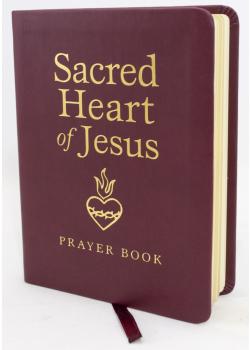 Sacred Heart Prayer Book (Leatherette)