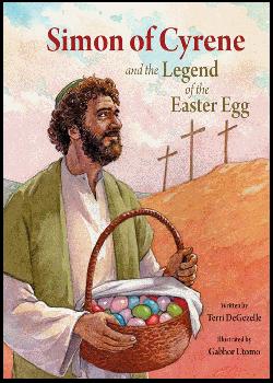 Simon Of Cyrene & Legend Of Easter Egg