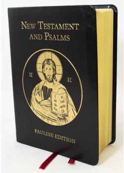 NABRE New Testament & Psalms (Leatherette)