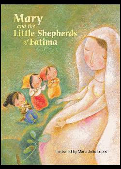 Mary & Little Shepherds Of Fatima
