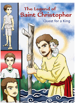 Legend Of St Christopher Quest For King