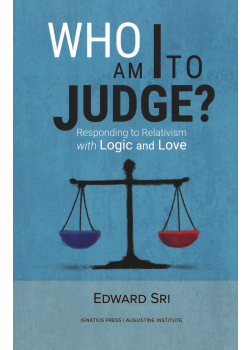 Who Am I To Judge?