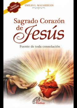 Sagrado Corazon de Jesus Fuente De Toda Consolacion