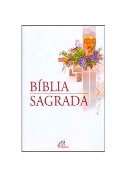 Bíblia Sagrada-Nova tradução na linguagem de hoje (Média/Eucari