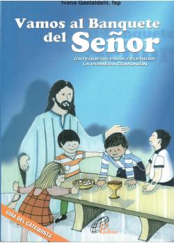 Vamos Al Banquete Del Senor (Guia)