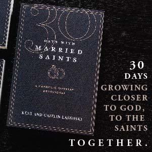 30 Married Saints