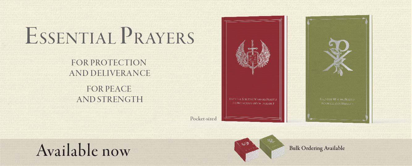 Essential Prayer Books